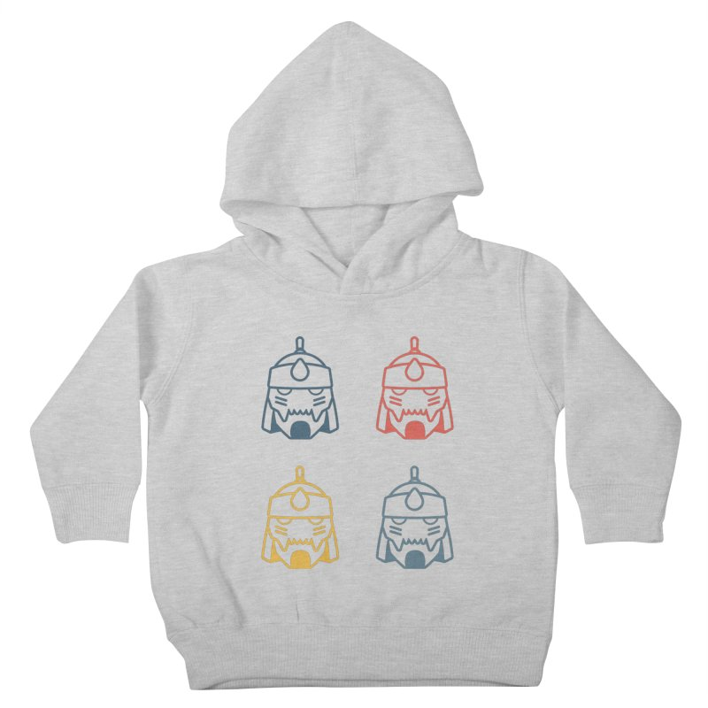 Alphonse: Fullmetal Alchemist Pop Art Edition Kids Toddler Pullover Hoody by jaredslyterdesign's Artist Shop