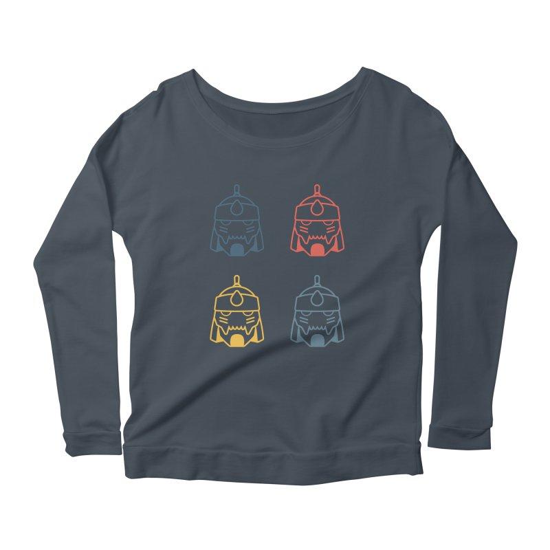 Alphonse: Fullmetal Alchemist Pop Art Edition Women's Scoop Neck Longsleeve T-Shirt by jaredslyterdesign's Artist Shop