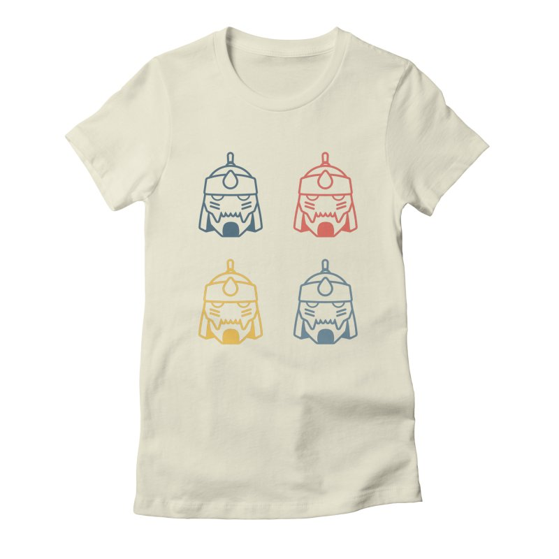 Alphonse: Fullmetal Alchemist Pop Art Edition Women's Fitted T-Shirt by jaredslyterdesign's Artist Shop
