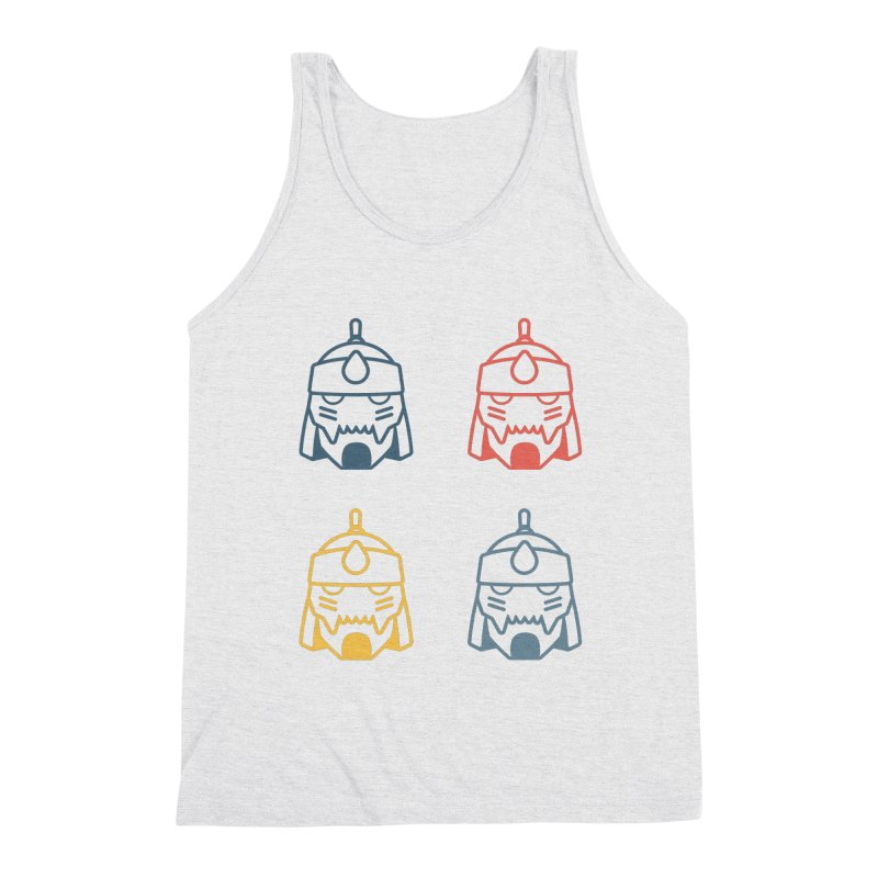Alphonse: Fullmetal Alchemist Pop Art Edition Men's Triblend Tank by jaredslyterdesign's Artist Shop