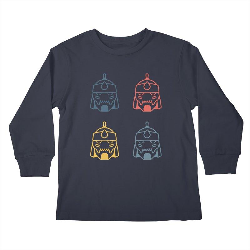 Alphonse: Fullmetal Alchemist Pop Art Edition Kids Longsleeve T-Shirt by jaredslyterdesign's Artist Shop