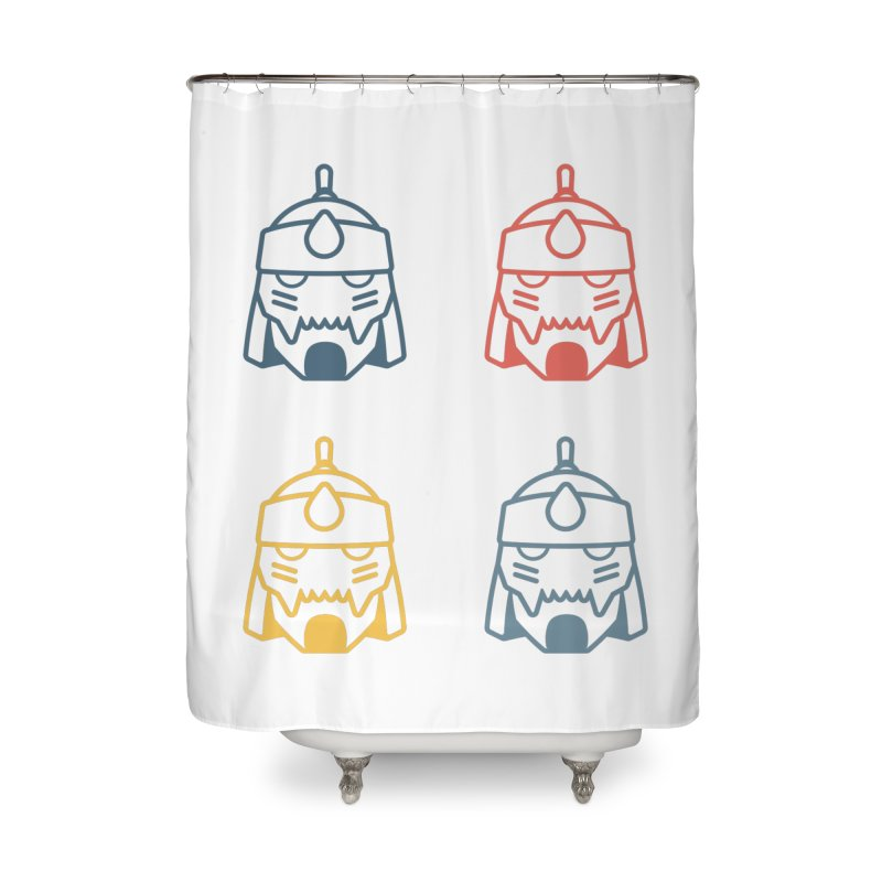 Alphonse: Fullmetal Alchemist Pop Art Edition Home Shower Curtain by jaredslyterdesign's Artist Shop