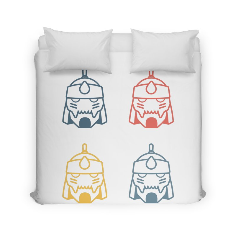 Alphonse: Fullmetal Alchemist Pop Art Edition Home Duvet by jaredslyterdesign's Artist Shop
