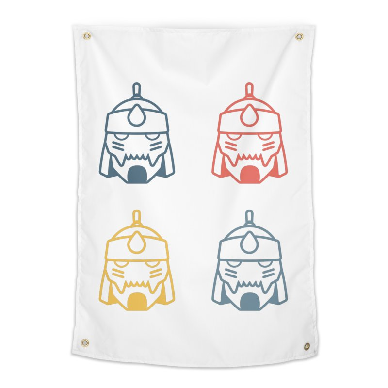 Alphonse: Fullmetal Alchemist Pop Art Edition Home Tapestry by jaredslyterdesign's Artist Shop