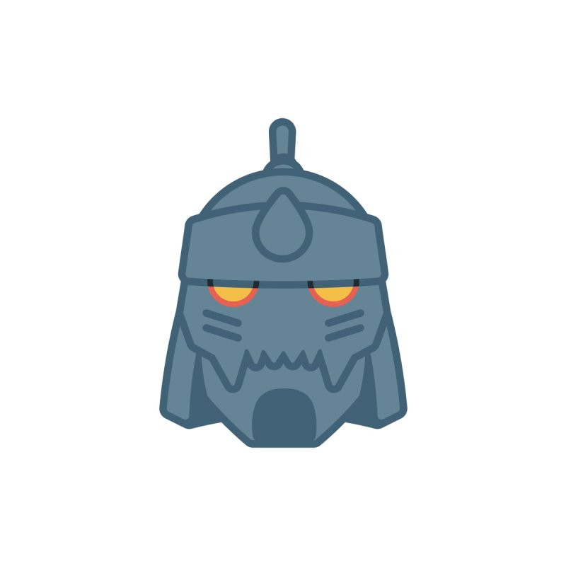 Alphonse: Fullmetal Alchemist Brotherhood by jaredslyterdesign's Artist Shop
