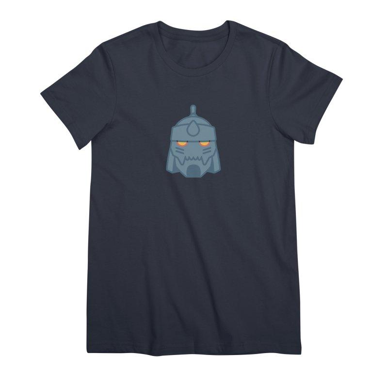 Alphonse: Fullmetal Alchemist Brotherhood Women's Premium T-Shirt by jaredslyterdesign's Artist Shop