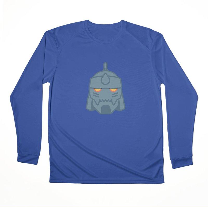 Alphonse: Fullmetal Alchemist Brotherhood Men's Performance Longsleeve T-Shirt by jaredslyterdesign's Artist Shop
