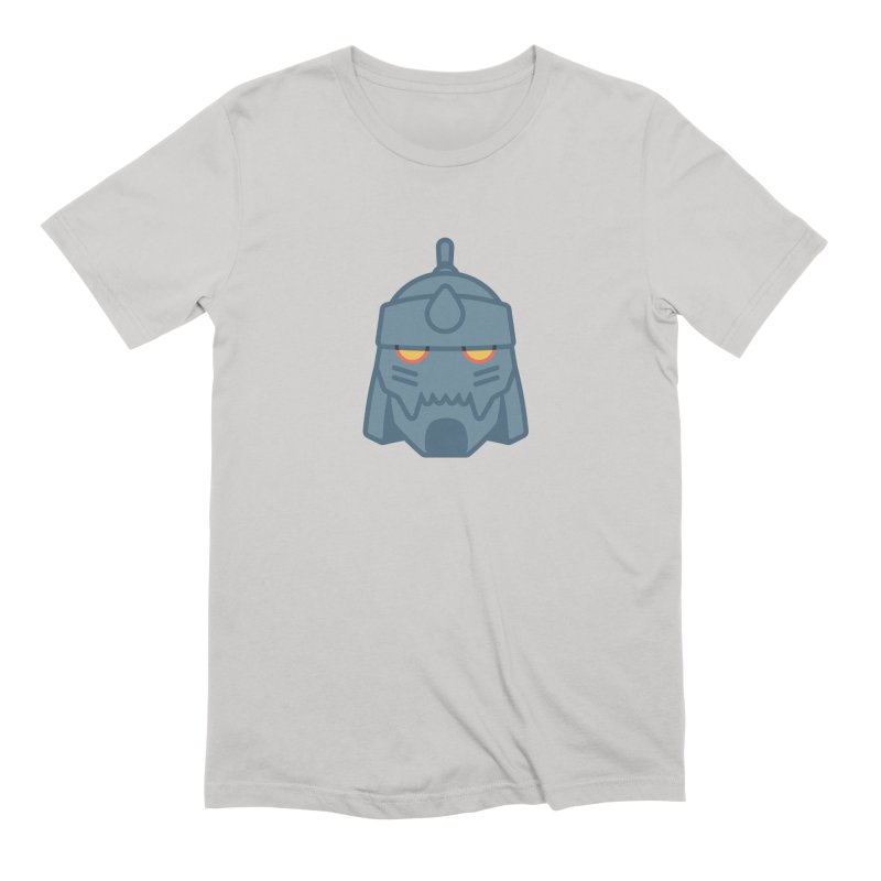 Alphonse: Fullmetal Alchemist Brotherhood Men's Extra Soft T-Shirt by jaredslyterdesign's Artist Shop