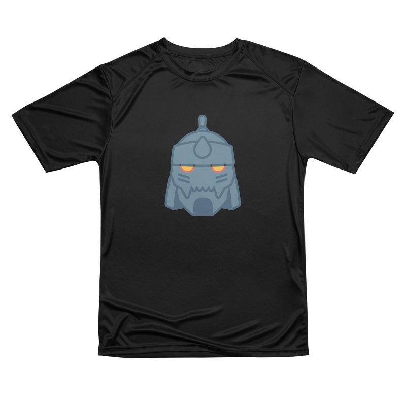Alphonse: Fullmetal Alchemist Brotherhood Men's Performance T-Shirt by jaredslyterdesign's Artist Shop