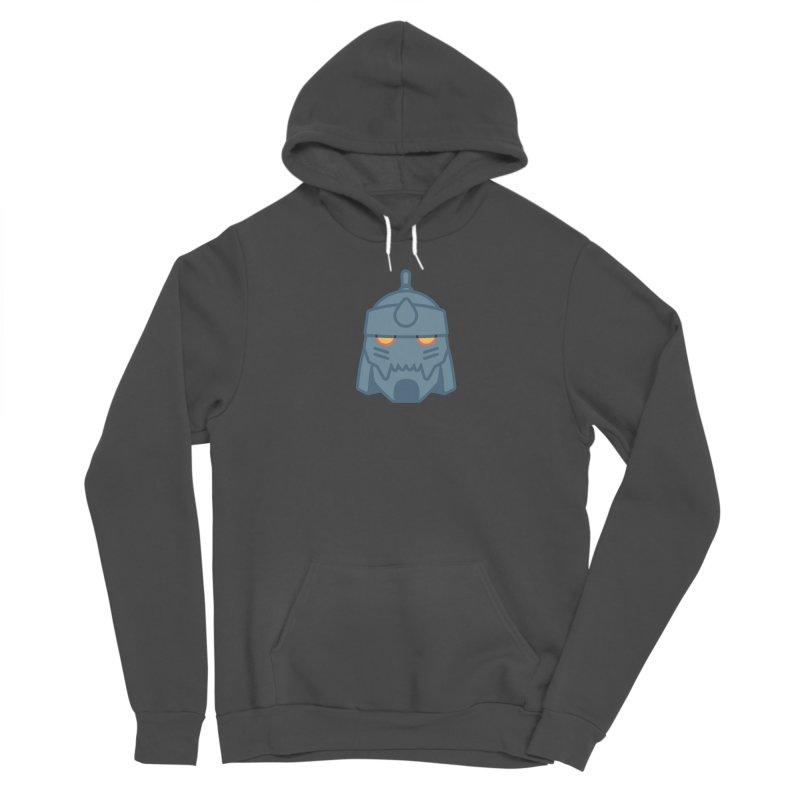 Alphonse: Fullmetal Alchemist Brotherhood Men's Sponge Fleece Pullover Hoody by jaredslyterdesign's Artist Shop