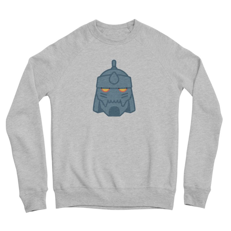 Alphonse: Fullmetal Alchemist Brotherhood Women's Sponge Fleece Sweatshirt by jaredslyterdesign's Artist Shop