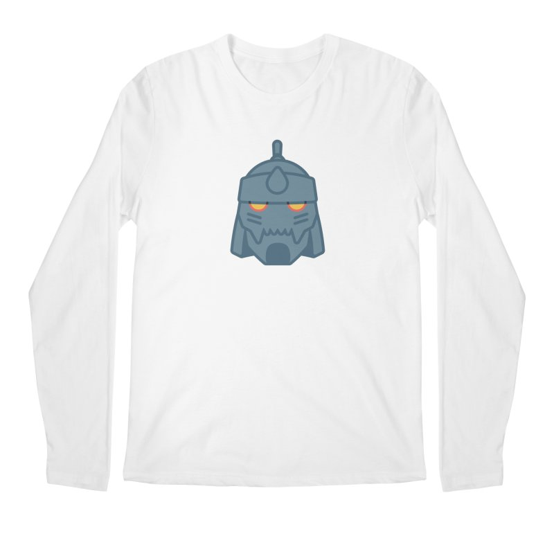 Alphonse: Fullmetal Alchemist Brotherhood Men's Regular Longsleeve T-Shirt by jaredslyterdesign's Artist Shop