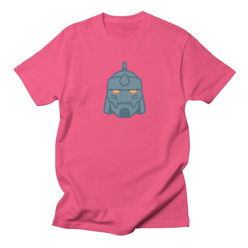 Alphonse: Fullmetal Alchemist Brotherhood Men's Regular T-Shirt by jaredslyterdesign's Artist Shop