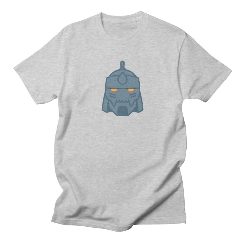 Alphonse: Fullmetal Alchemist Brotherhood Women's Regular Unisex T-Shirt by jaredslyterdesign's Artist Shop