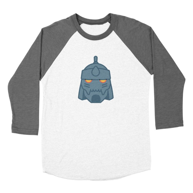 Alphonse: Fullmetal Alchemist Brotherhood Women's Baseball Triblend Longsleeve T-Shirt by jaredslyterdesign's Artist Shop
