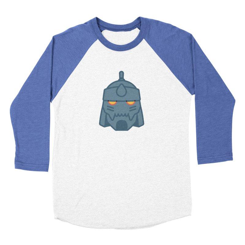 Alphonse: Fullmetal Alchemist Brotherhood Men's Baseball Triblend Longsleeve T-Shirt by jaredslyterdesign's Artist Shop