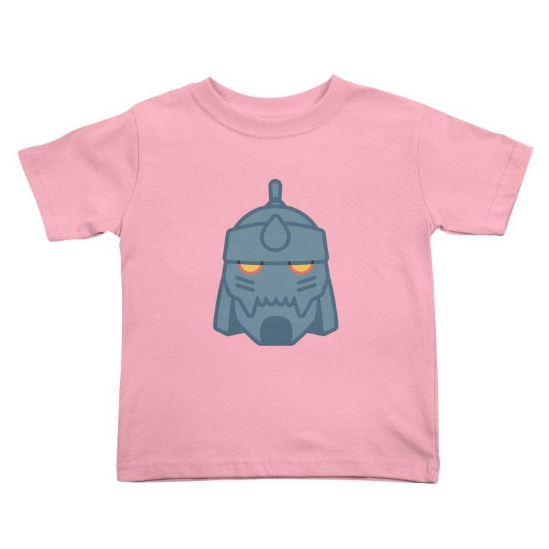 Alphonse: Fullmetal Alchemist Brotherhood Kids Toddler T-Shirt by jaredslyterdesign's Artist Shop