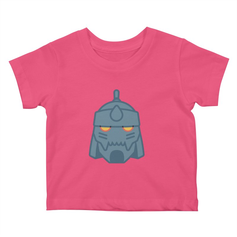 Alphonse: Fullmetal Alchemist Brotherhood Kids Baby T-Shirt by jaredslyterdesign's Artist Shop