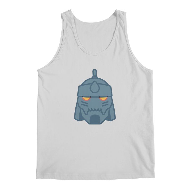 Alphonse: Fullmetal Alchemist Brotherhood Men's Regular Tank by jaredslyterdesign's Artist Shop