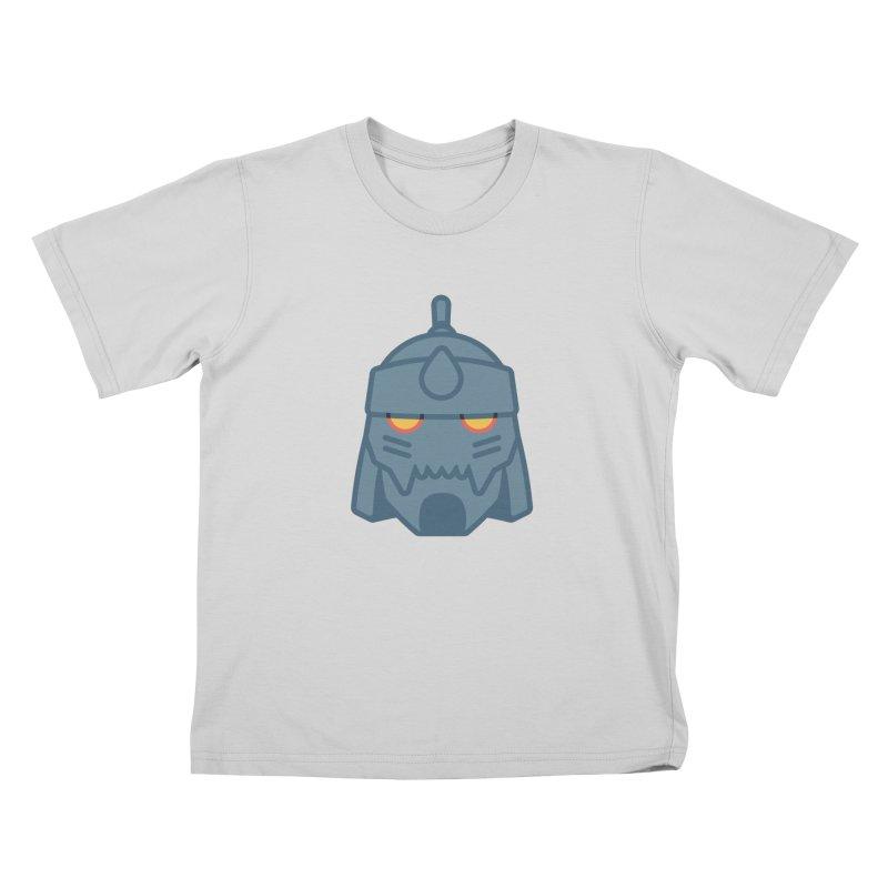 Alphonse: Fullmetal Alchemist Brotherhood Kids T-Shirt by jaredslyterdesign's Artist Shop