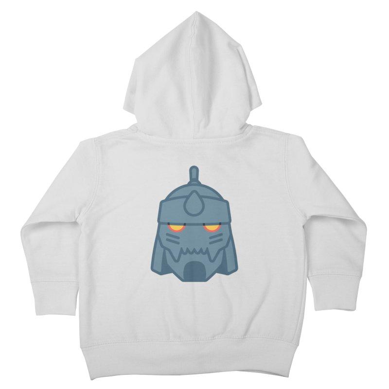 Alphonse: Fullmetal Alchemist Brotherhood Kids Toddler Zip-Up Hoody by jaredslyterdesign's Artist Shop