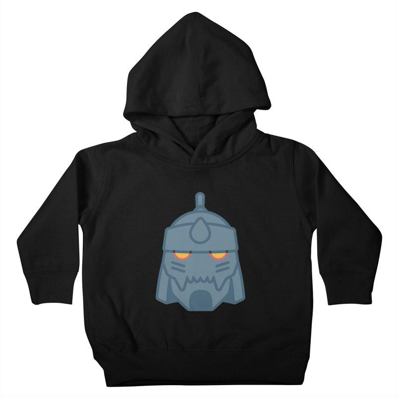 Alphonse: Fullmetal Alchemist Brotherhood Kids Toddler Pullover Hoody by jaredslyterdesign's Artist Shop