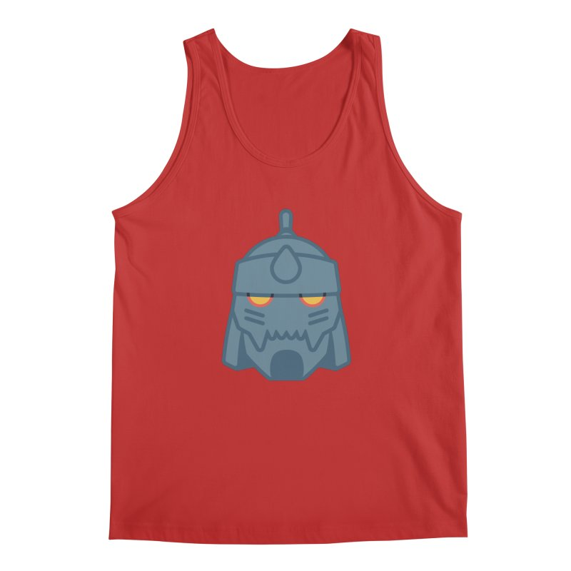 Alphonse: Fullmetal Alchemist Brotherhood Men's Regular Tank by jaredslyterdesign's Artist Shop