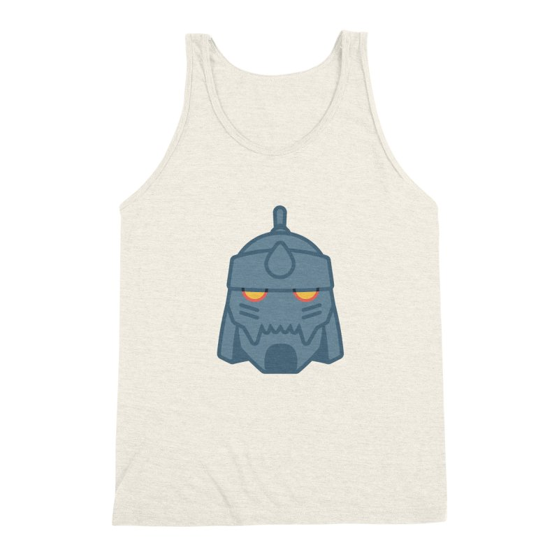 Alphonse: Fullmetal Alchemist Brotherhood Men's Triblend Tank by jaredslyterdesign's Artist Shop