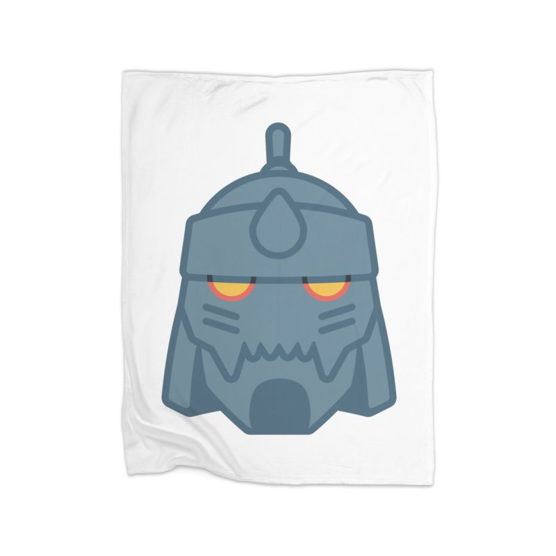 Alphonse: Fullmetal Alchemist Brotherhood Home Fleece Blanket Blanket by jaredslyterdesign's Artist Shop