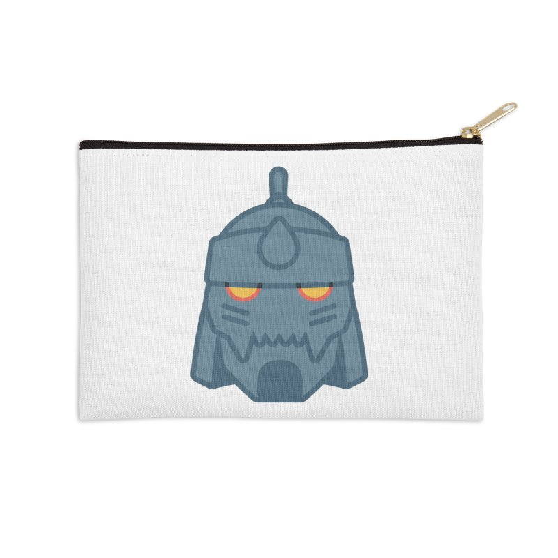 Alphonse: Fullmetal Alchemist Brotherhood Accessories Zip Pouch by jaredslyterdesign's Artist Shop