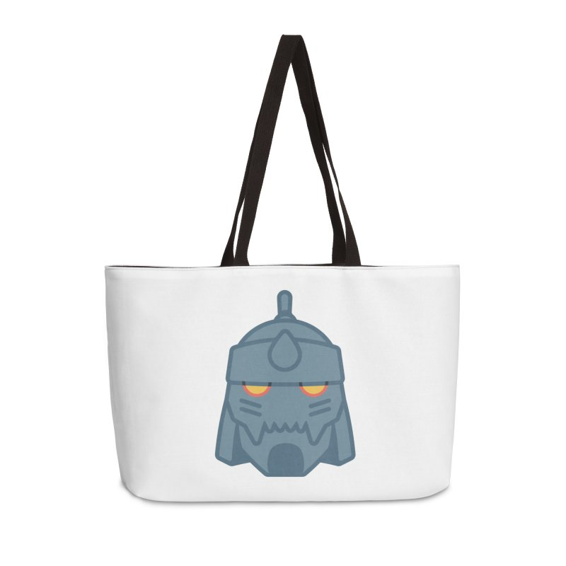 Alphonse: Fullmetal Alchemist Brotherhood Accessories Weekender Bag Bag by jaredslyterdesign's Artist Shop