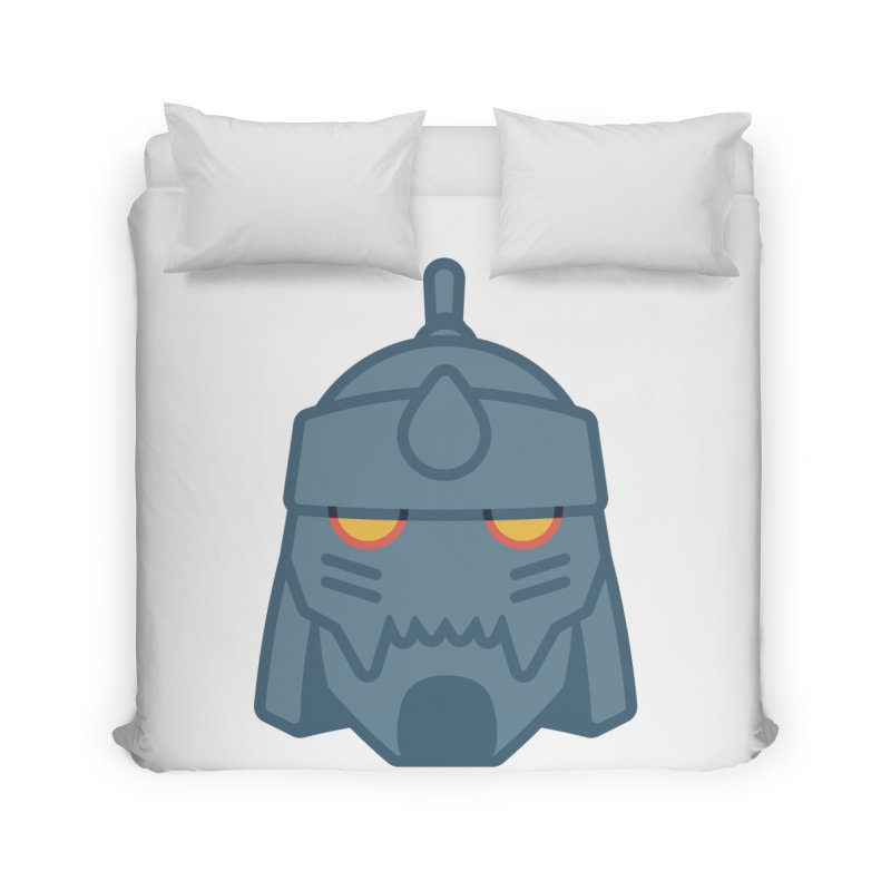 Alphonse: Fullmetal Alchemist Brotherhood Home Duvet by jaredslyterdesign's Artist Shop