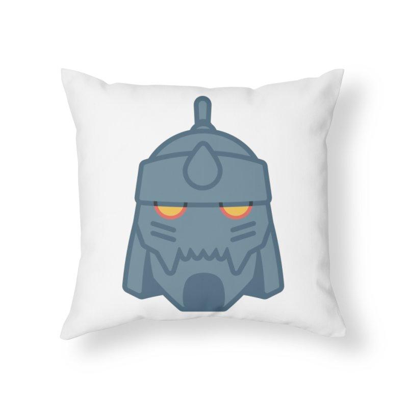 Alphonse: Fullmetal Alchemist Brotherhood Home Throw Pillow by jaredslyterdesign's Artist Shop