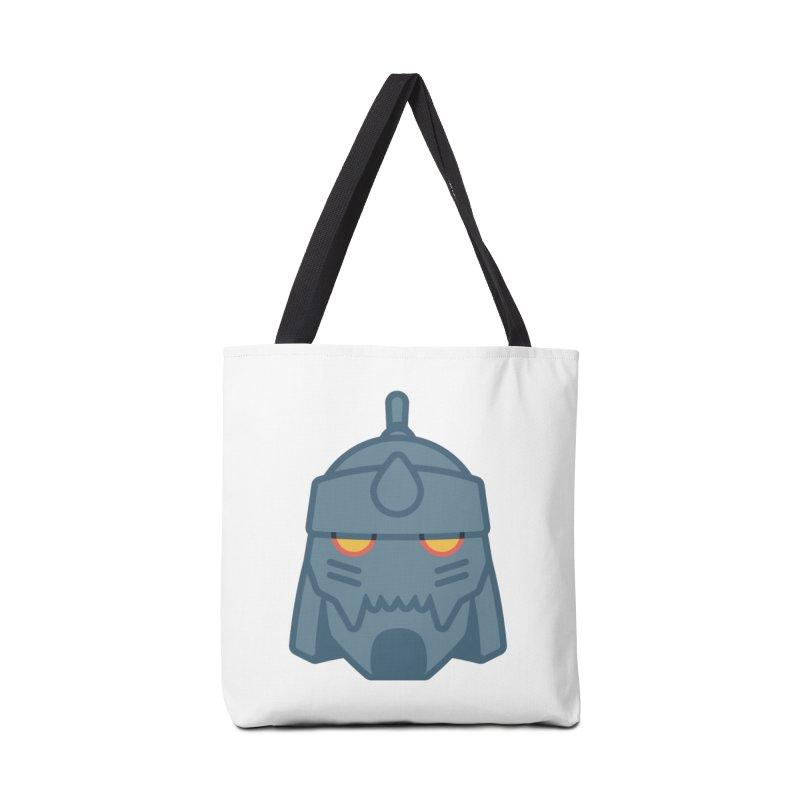 Alphonse: Fullmetal Alchemist Brotherhood Accessories Bag by jaredslyterdesign's Artist Shop