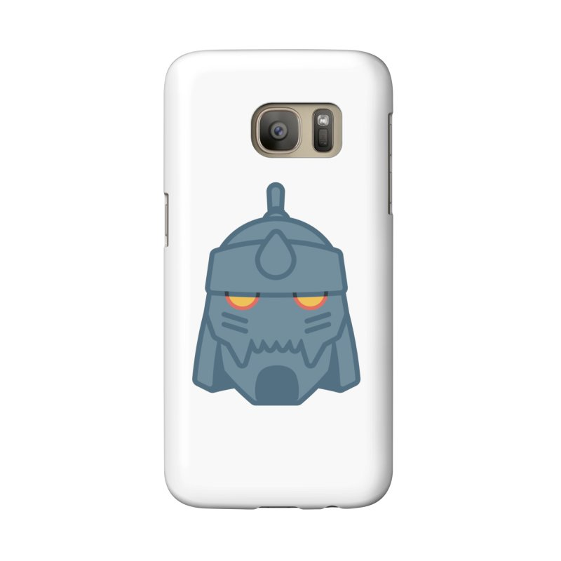 Alphonse: Fullmetal Alchemist Brotherhood Accessories Phone Case by jaredslyterdesign's Artist Shop