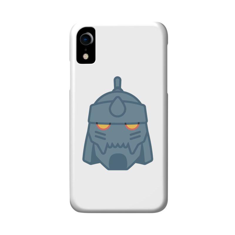 Alphonse: Fullmetal Alchemist Brotherhood Accessories Phone Case by jaredslyterdesign's Artist Shop