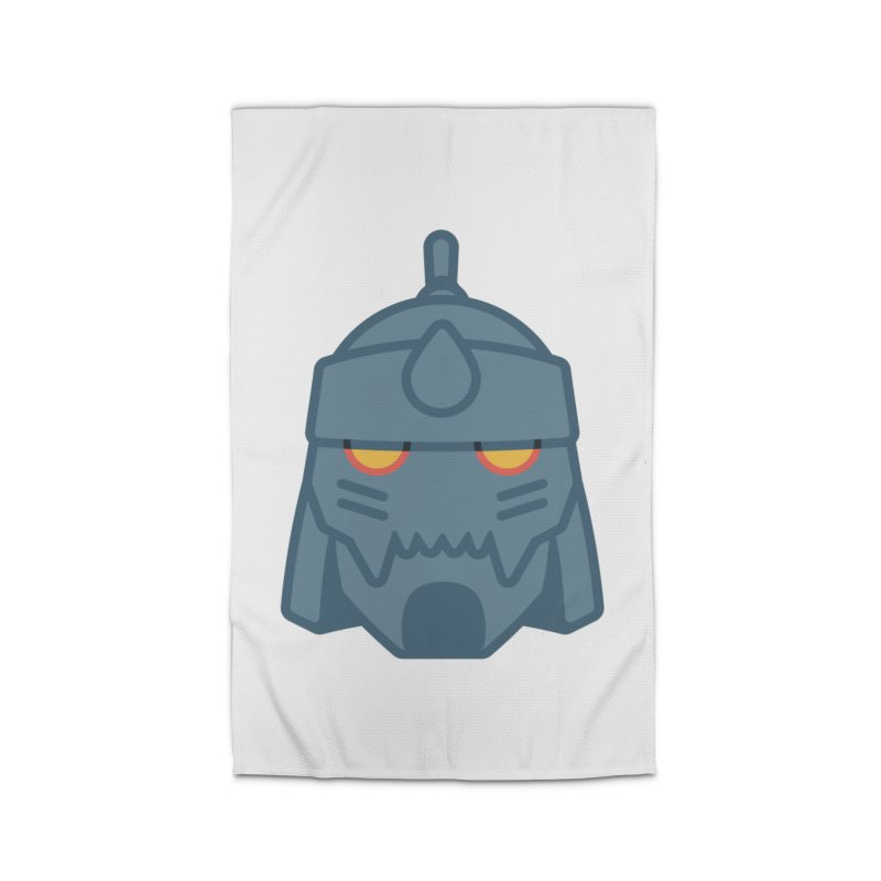 Alphonse: Fullmetal Alchemist Brotherhood Home Rug by jaredslyterdesign's Artist Shop