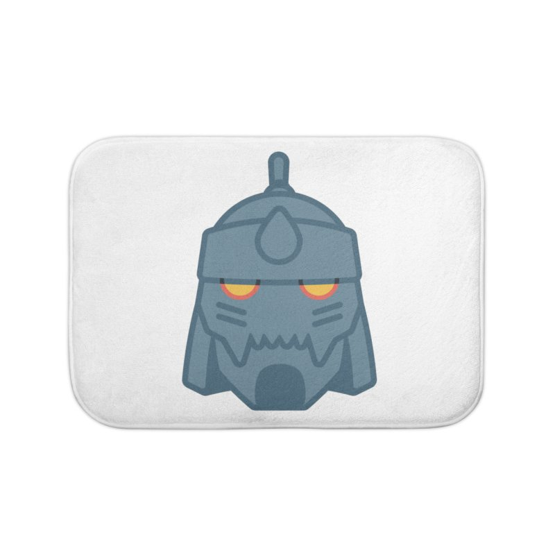 Alphonse: Fullmetal Alchemist Brotherhood Home Bath Mat by jaredslyterdesign's Artist Shop