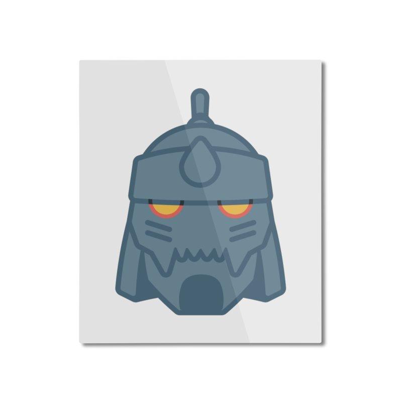 Alphonse: Fullmetal Alchemist Brotherhood Home Mounted Aluminum Print by jaredslyterdesign's Artist Shop