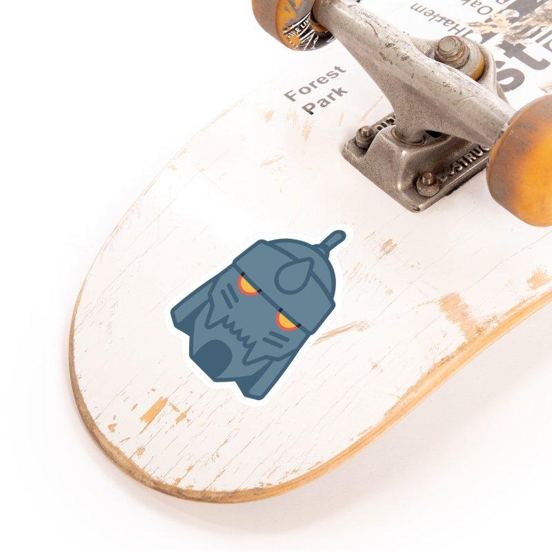 Alphonse: Fullmetal Alchemist Brotherhood Accessories Sticker by jaredslyterdesign's Artist Shop