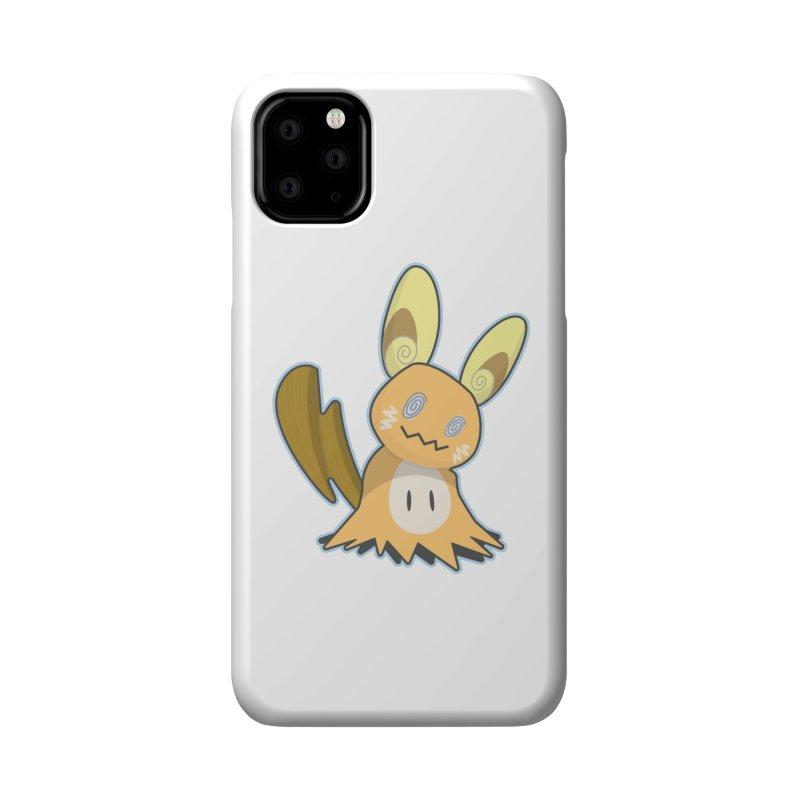 Alolan Mimikyu Raichu Accessories Phone Case by jaredslyterdesign's Artist Shop