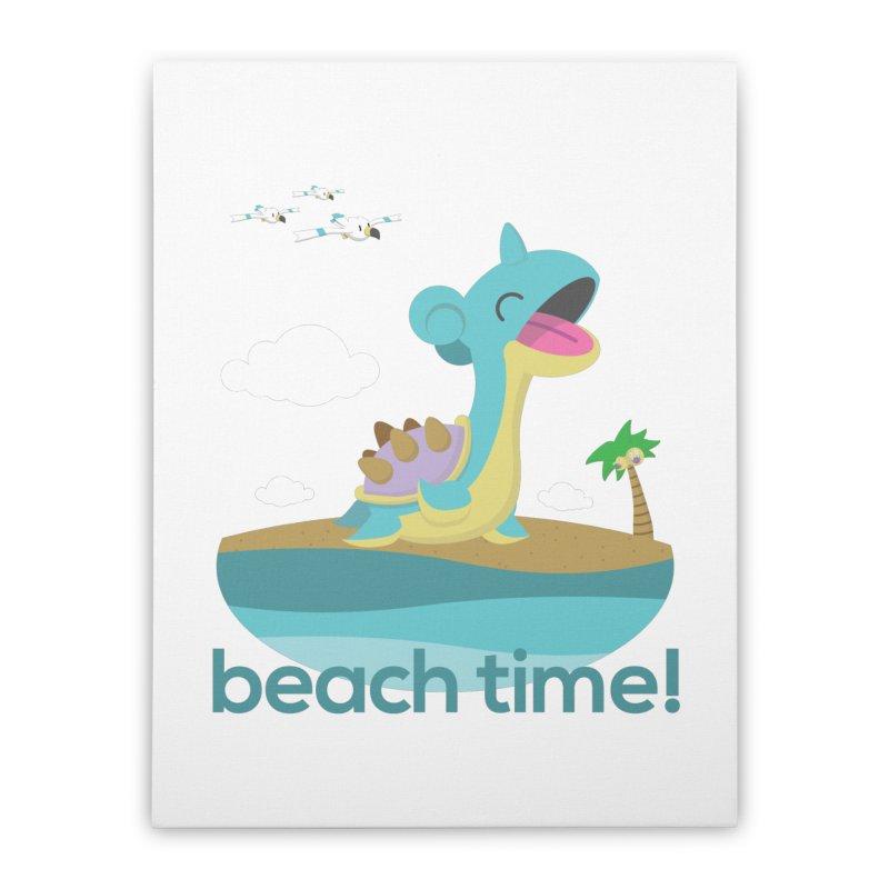 BEACH TIME WITH LAPRAS!   by jaredslyterdesign's Artist Shop