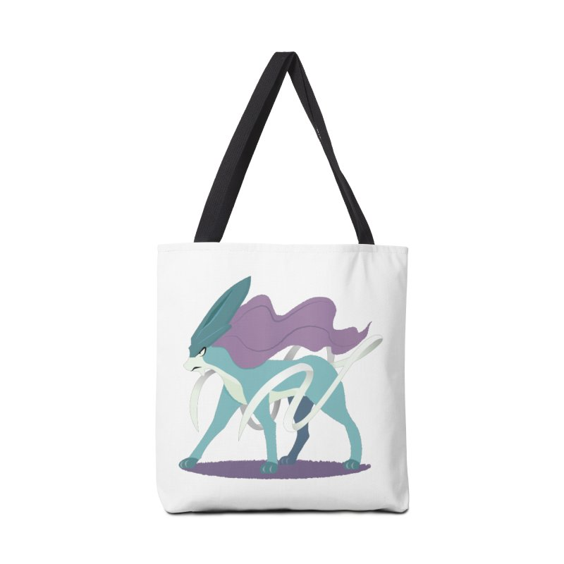 SUICUNE: RIGHT INTO THE NIGHT   by jaredslyterdesign's Artist Shop