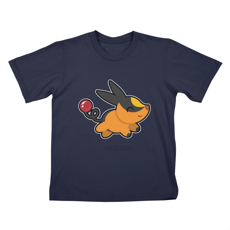 TERRIFIC TEPIG Kids T-Shirt by jaredslyterdesign's Artist Shop