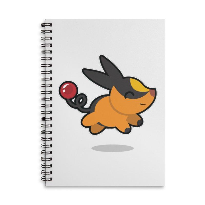 TERRIFIC TEPIG Accessories Notebook by jaredslyterdesign's Artist Shop