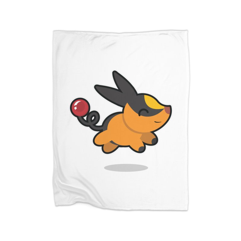TERRIFIC TEPIG Home Fleece Blanket Blanket by jaredslyterdesign's Artist Shop