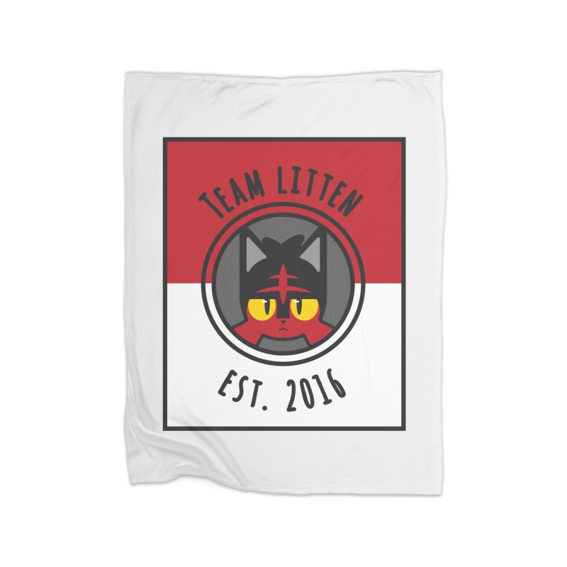 Litten: It's Lit   by jaredslyterdesign's Artist Shop