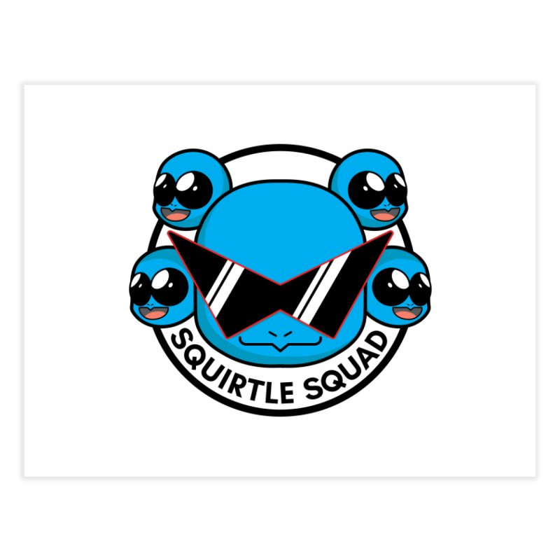 SQUAD GOALS WITH THE SQUIRTLE SQUAD Home Bath Mat by jaredslyterdesign's Artist Shop