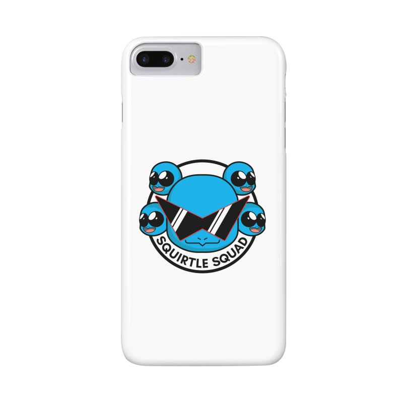 SQUAD GOALS WITH THE SQUIRTLE SQUAD Accessories Phone Case by jaredslyterdesign's Artist Shop