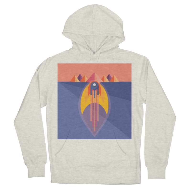 Take to the Skies Men's French Terry Pullover Hoody by jaredslyterdesign's Artist Shop